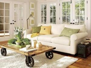 yazlık oturma odaları modern tasarımlar