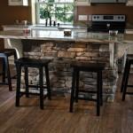 mutfak tezgah altı taş kaplama