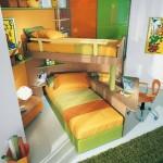 çatı katı çocuk odası modelleri