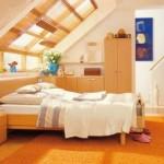 çatı katı dekorasyonu fikirleri 2