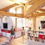 çatı katı iç dekorasyon fikirleri