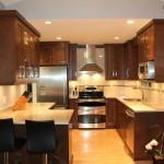 Amerikan mutfak tasarımı