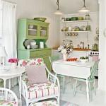 Englısh home mutfak dekorasyonu