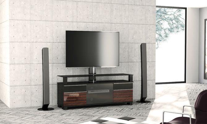 Cam Tv Sehpası Modelleri