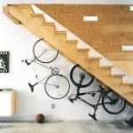 ahşap merdiven tasarımları