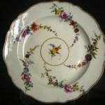 antika porselen moda