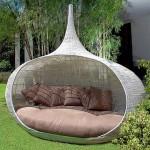 bambu bahçe koltuğu