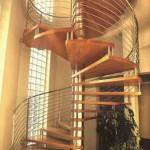 dönen merdiven tasarımı