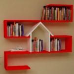 dekorasyonda kitaplık tercihleri 10