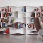 dekorasyonda kitaplık tercihleri
