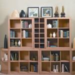 dekorasyonda kitaplık tercihleri 5
