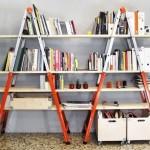 dekorasyonda kitaplık tercihleri 7