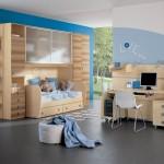 dekoratif çocuk odası dolap modeli