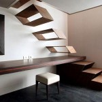 en şık ve estetik merdiven tasarımları 6