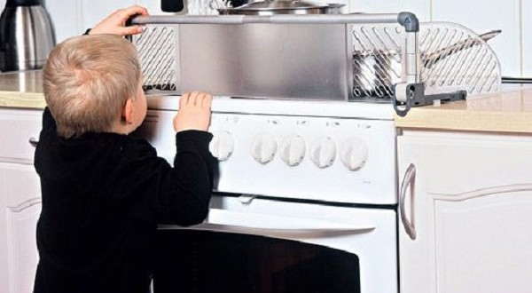 Eviniz Çocuğunuz İçin Güvenli Mi ?