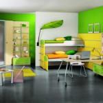 ilginç tasarım genç odaları