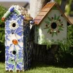 küçük kuş evleri