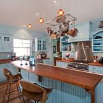 mavi mutfak modeli