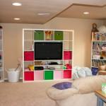 modern çocuk odası dolap modeli