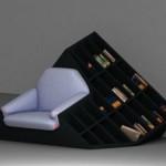 modern kitap okuma koltuğu