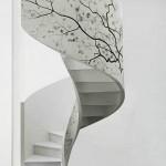 modern tasarım merdiven
