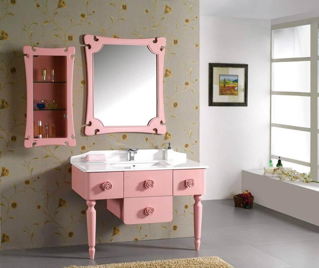 Lüks Banyo Dolap Modelleri