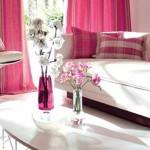 romantik oturma odası dizaynı