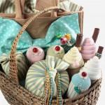 süs kekleri ile mutfağınıza renk katın