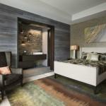 yatak odası modern halı