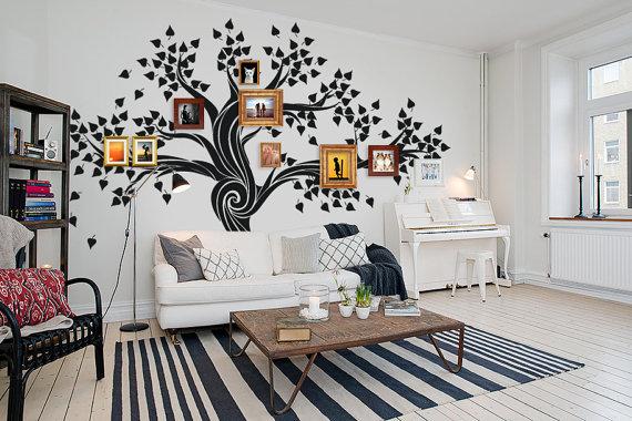 Evinizin Duvarlarında Renkli Bir Dünya Keşfetmeye Ne Dersiniz?