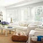 modern yazlık oturma odaları
