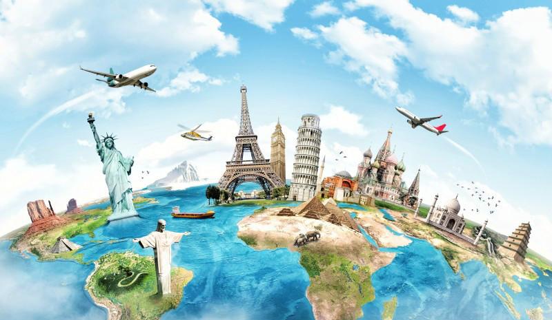 Parasız Uzun Yurtdışı Seyahatleri İçin Zihni Sinir Pratik Bilgiler